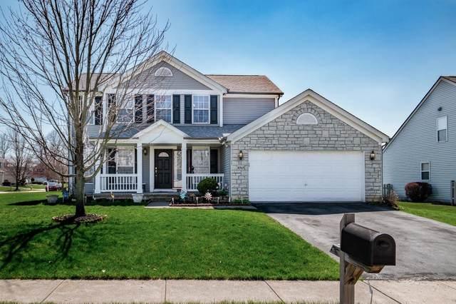 8565 Firstgate Drive, Reynoldsburg, OH 43068 (MLS #220010770) :: Signature Real Estate