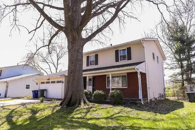 1399 Cranwood Drive, Columbus, OH 43229 (MLS #220010780) :: ERA Real Solutions Realty