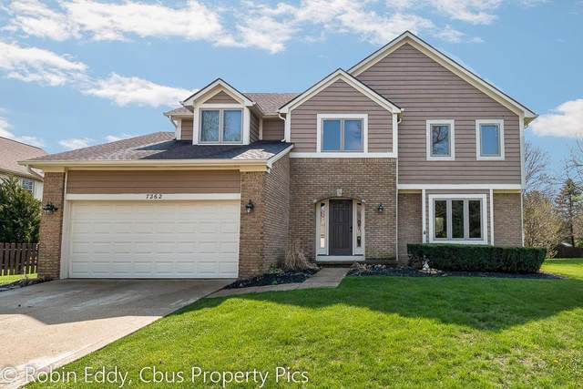 7262 Fitzwilliam Drive, Dublin, OH 43017 (MLS #220010781) :: Core Ohio Realty Advisors
