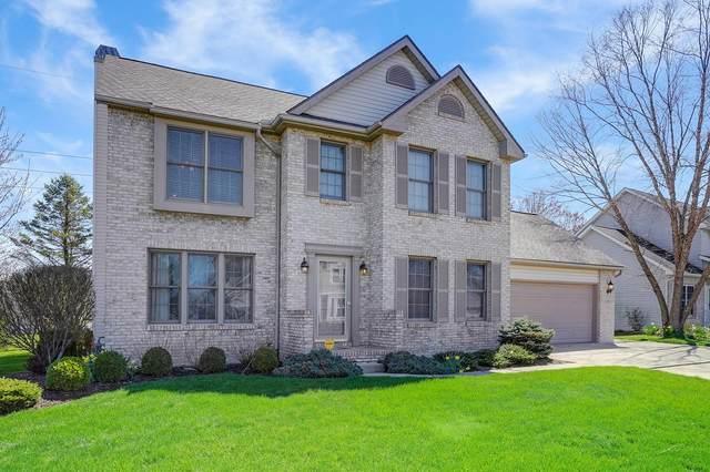 208 Kildare Street, Granville, OH 43023 (MLS #220010783) :: ERA Real Solutions Realty