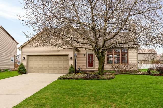 5486 Hyde Park Drive, Hilliard, OH 43026 (MLS #220010795) :: BuySellOhio.com