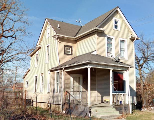 803 Oakwood Avenue, Columbus, OH 43206 (MLS #220010796) :: ERA Real Solutions Realty