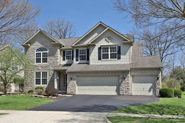 6651 Park Mill Drive, Dublin, OH 43016 (MLS #220010805) :: Core Ohio Realty Advisors