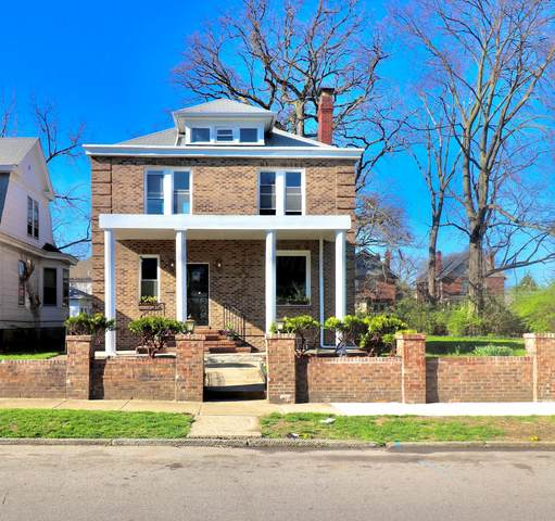 1550 Richmond Avenue, Columbus, OH 43203 (MLS #220010836) :: The Clark Group @ ERA Real Solutions Realty