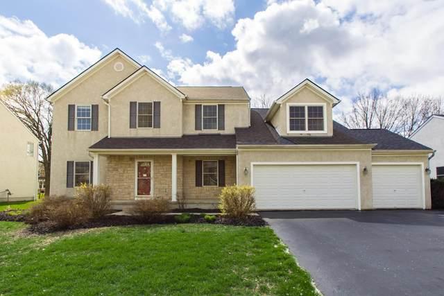6271 Pollard Place Drive, Hilliard, OH 43026 (MLS #220010867) :: BuySellOhio.com