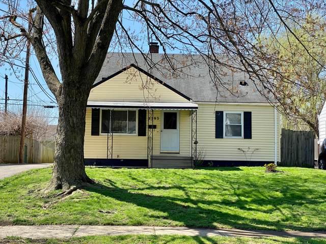3393 Medina Avenue, Columbus, OH 43224 (MLS #220010868) :: Core Ohio Realty Advisors