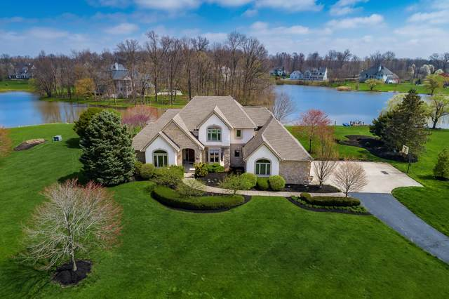2310 Cob Tail Way, Blacklick, OH 43004 (MLS #220010956) :: The Holden Agency
