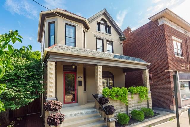 250 E Whittier Street, Columbus, OH 43206 (MLS #220010972) :: The Willcut Group