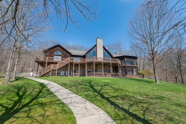 1815 Kessinger School Road, Jackson, OH 45640 (MLS #220011084) :: The Holden Agency