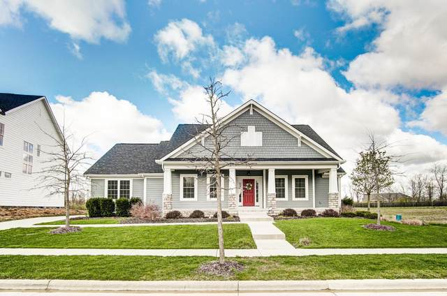 10641 Arrowwood Drive, Plain City, OH 43064 (MLS #220011148) :: Sam Miller Team