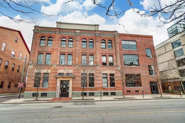 570 S Front Street #213, Columbus, OH 43215 (MLS #220011363) :: The Raines Group