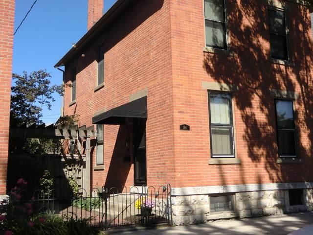 184 E Kossuth Street, Columbus, OH 43206 (MLS #220011383) :: Berkshire Hathaway HomeServices Crager Tobin Real Estate