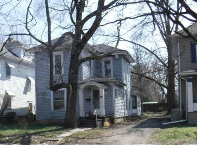 527 E Church Street, Marion, OH 43302 (MLS #220011385) :: Shannon Grimm & Partners Team