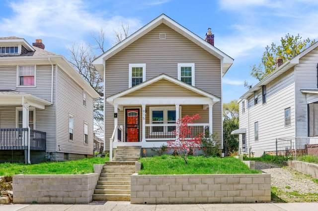 915 Gilbert Street, Columbus, OH 43206 (MLS #220011774) :: Exp Realty