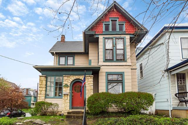 240 W 2nd Avenue, Columbus, OH 43201 (MLS #220011804) :: The Willcut Group