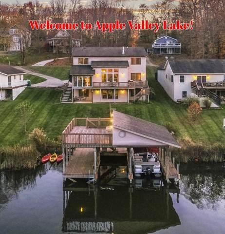 444 Baldwin Drive, Howard, OH 43028 (MLS #220011963) :: Sam Miller Team