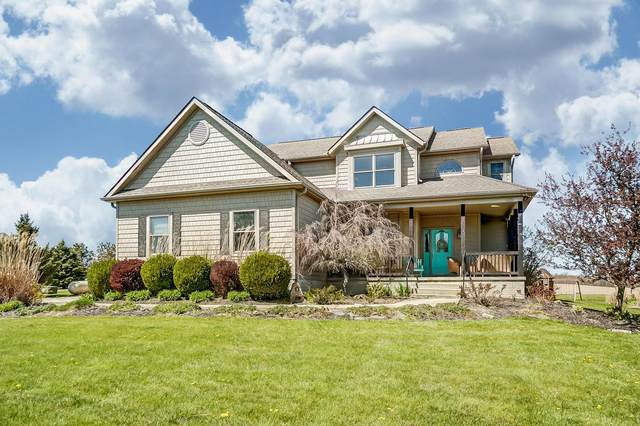 8063 Myers Road, Centerburg, OH 43011 (MLS #220012050) :: Sam Miller Team