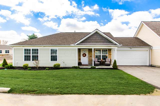 703 Cumberland Meadows Circle, Hebron, OH 43025 (MLS #220012058) :: Sam Miller Team