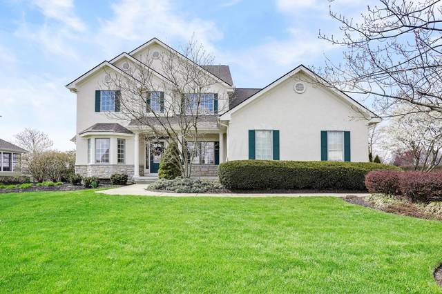 5170 Old Field Court, Westerville, OH 43082 (MLS #220012163) :: The Holden Agency