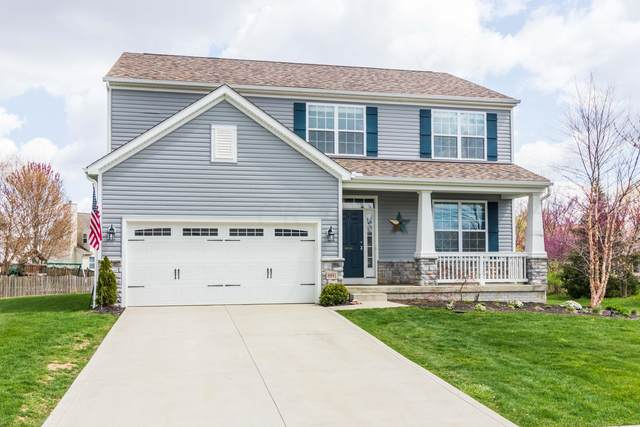 8891 Patterson Loop, Reynoldsburg, OH 43068 (MLS #220012438) :: Sam Miller Team