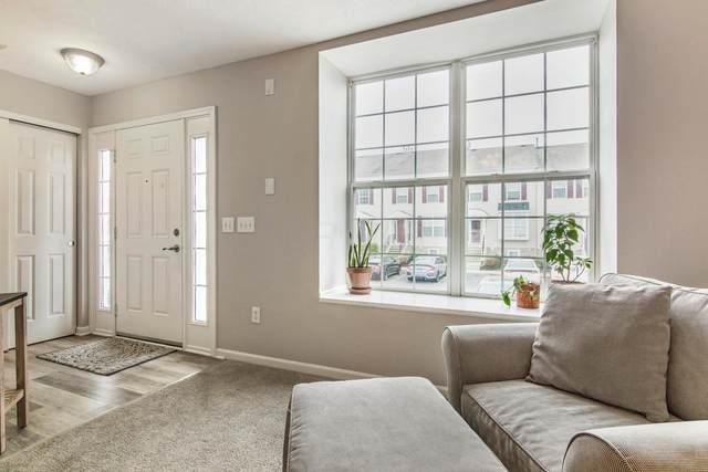 7000 Monarchos Drive 14-700, New Albany, OH 43054 (MLS #220012458) :: Signature Real Estate