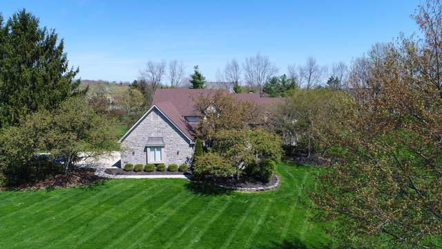 476 Partridge Bend, Powell, OH 43065 (MLS #220012507) :: Susanne Casey & Associates