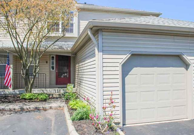 2039 Burbridge Lane 31C, Hilliard, OH 43026 (MLS #220012666) :: Exp Realty