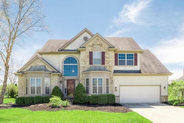 3847 Mead Drive, Powell, OH 43065 (MLS #220012725) :: Dublin Realty Group