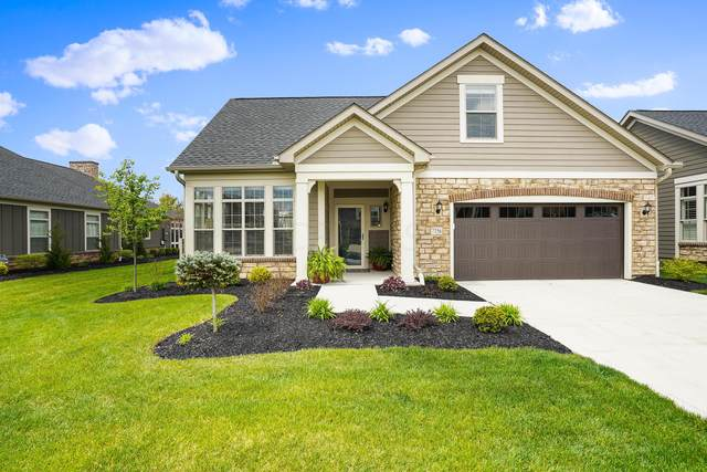 7356 Sunrise Way, Delaware, OH 43015 (MLS #220012896) :: The Clark Group @ ERA Real Solutions Realty