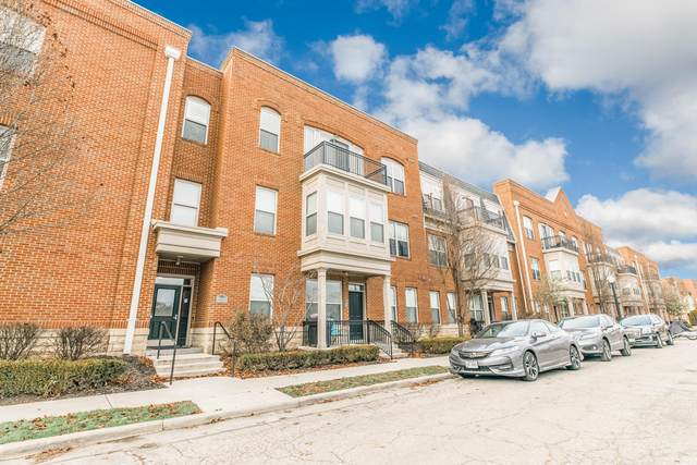925 Ingleside Avenue #107, Columbus, OH 43215 (MLS #220012918) :: Huston Home Team