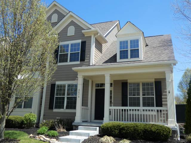 6676 Cooperstone Drive #23, Dublin, OH 43017 (MLS #220012949) :: RE/MAX ONE