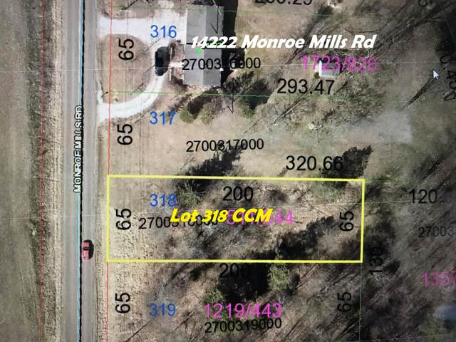 0 Monroe Mills Road | Lot 318, Howard, OH 43028 (MLS #220012958) :: The Clark Group @ ERA Real Solutions Realty