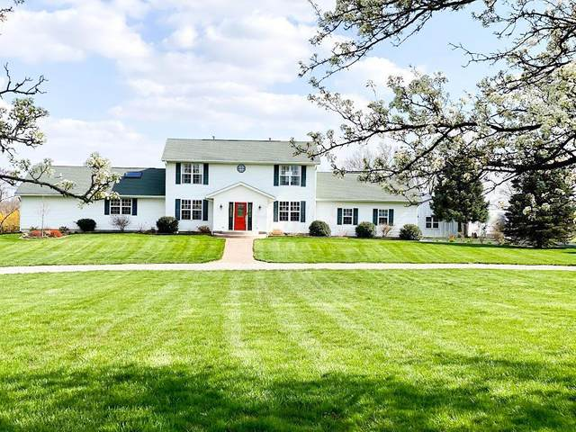 7199 Mingo Lewisburg Road, North Lewisburg, OH 43060 (MLS #220013162) :: Berkshire Hathaway HomeServices Crager Tobin Real Estate