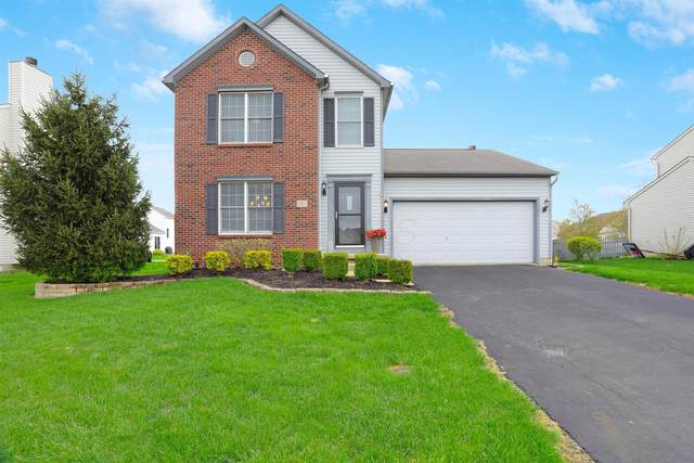 607 Carson Farms Boulevard, Delaware, OH 43015 (MLS #220013191) :: Exp Realty