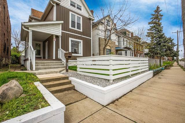 397 Saint Clair Avenue, Columbus, OH 43203 (MLS #220013296) :: The Holden Agency