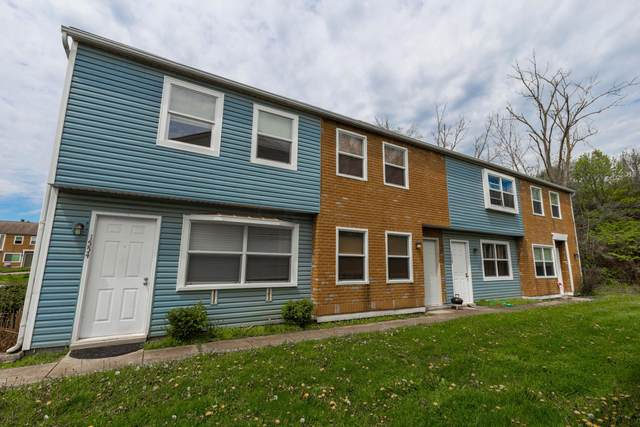 1554-1560 Worthington Row Drive A, Columbus, OH 43235 (MLS #220013378) :: Sam Miller Team