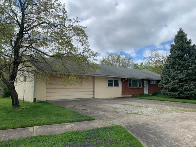 1463 Terry Drive, Reynoldsburg, OH 43068 (MLS #220013443) :: Sam Miller Team