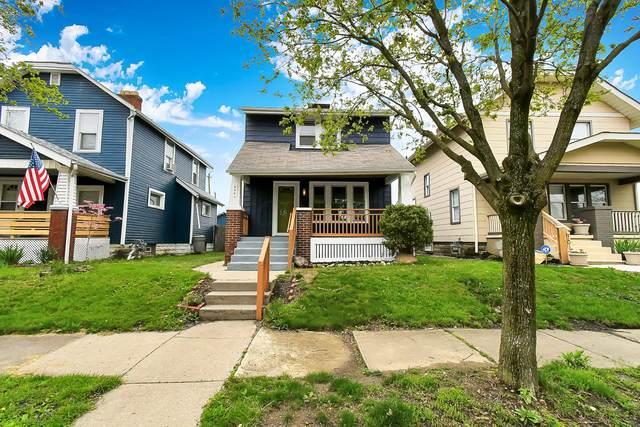 622 E Jenkins Avenue, Columbus, OH 43207 (MLS #220013574) :: Sam Miller Team