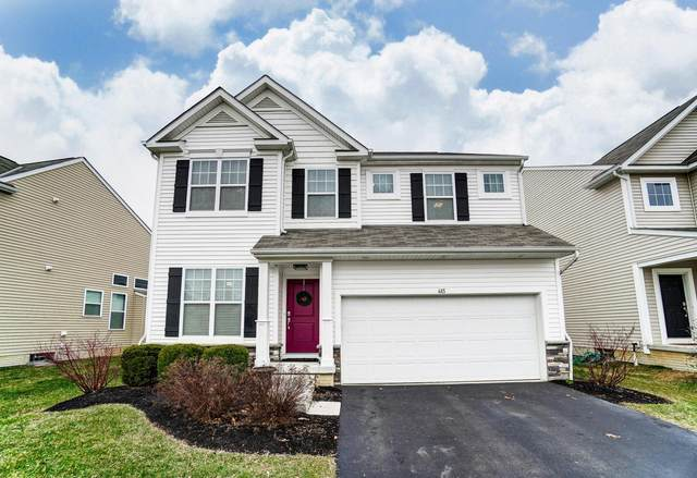 415 Lemery Drive, Columbus, OH 43213 (MLS #220013701) :: RE/MAX ONE
