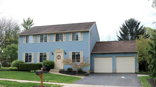 3247 Rossbury Court, Dublin, OH 43017 (MLS #220013765) :: RE/MAX ONE