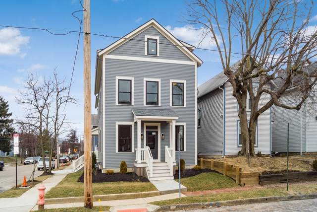 530 W 2nd Avenue, Columbus, OH 43201 (MLS #220013773) :: Exp Realty