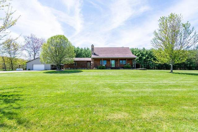 2571 S Caledonia Ashley Road, Cardington, OH 43315 (MLS #220013789) :: RE/MAX ONE