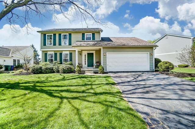 3731 Fox Hunt Trail, Columbus, OH 43221 (MLS #220013900) :: Core Ohio Realty Advisors