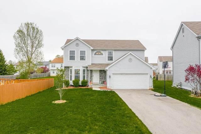 6896 Idlelea Drive, Reynoldsburg, OH 43068 (MLS #220013901) :: Signature Real Estate