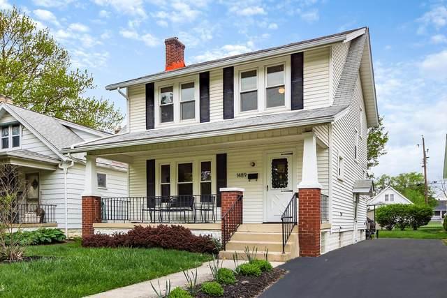 1489 Elmwood Avenue, Columbus, OH 43212 (MLS #220013902) :: The Willcut Group