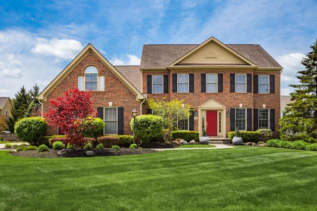 5526 Little Leaf Lane, Westerville, OH 43082 (MLS #220014068) :: The Holden Agency