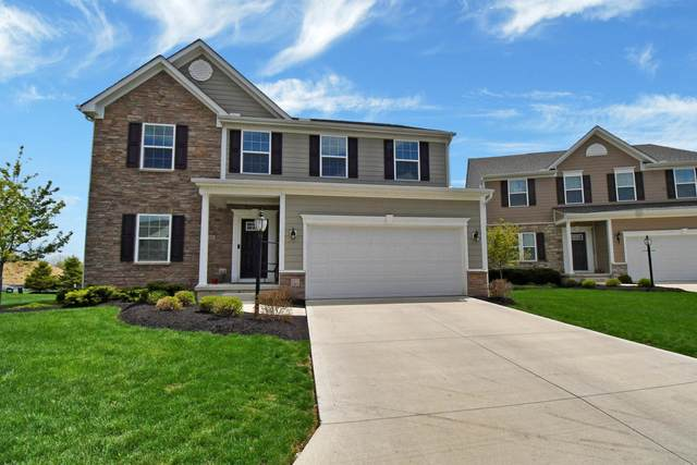 6353 Brandon Drive, Lewis Center, OH 43035 (MLS #220014195) :: Exp Realty