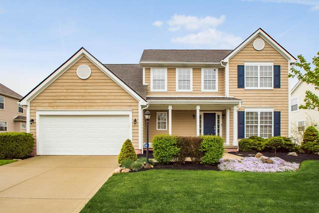 6817 Holbein Drive, Dublin, OH 43016 (MLS #220014300) :: Berrien | Faust Group