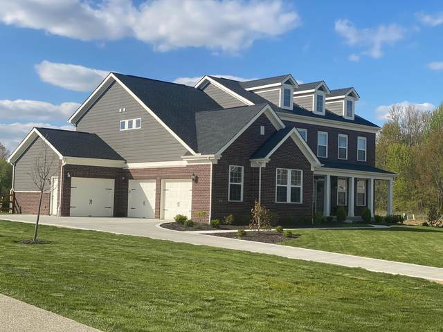 3561 Switchgrass Court, Hilliard, OH 43026 (MLS #220014370) :: Exp Realty