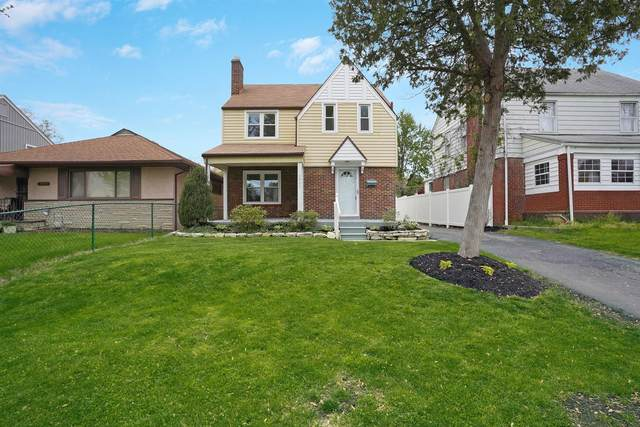 1061 Lilley Avenue, Columbus, OH 43206 (MLS #220014594) :: Berkshire Hathaway HomeServices Crager Tobin Real Estate